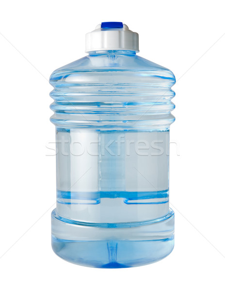 воды кувшин изолированный белый бутылку Сток-фото © danny_smythe