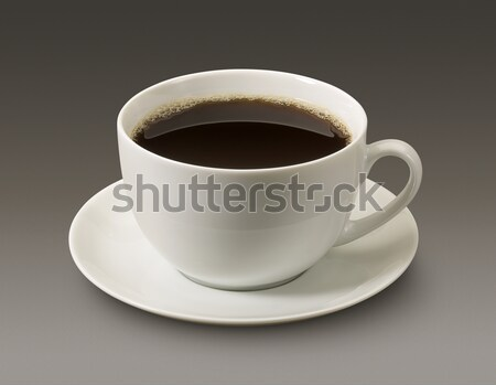 Coffee Cup isolated Stock photo © danny_smythe