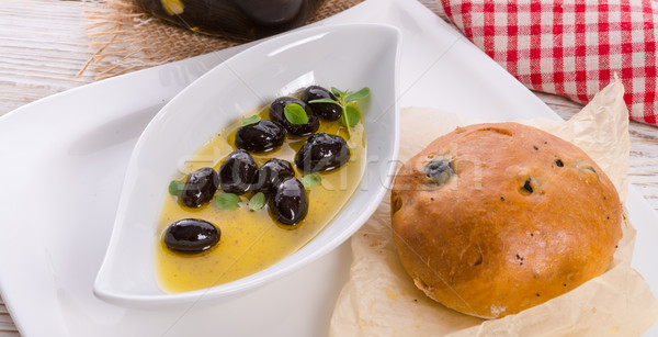 antipasti olives  Stock photo © Dar1930