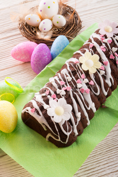 Easter cake Stock photo © Dar1930