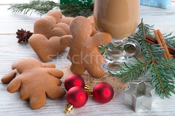 Gingerbread Stock photo © Dar1930