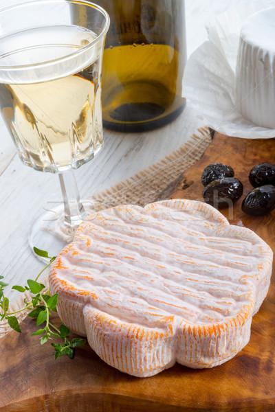 cheese plate Stock photo © Dar1930