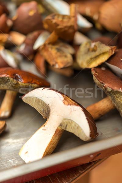 mushrooms Stock photo © Dar1930