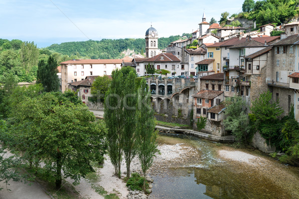 most beautiful village in provence Stock photo © Dar1930