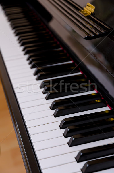 piano Stock photo © Dar1930