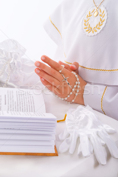 liturgical prayers Stock photo © Dar1930
