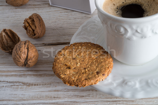 oatmeal biscuits Stock photo © Dar1930