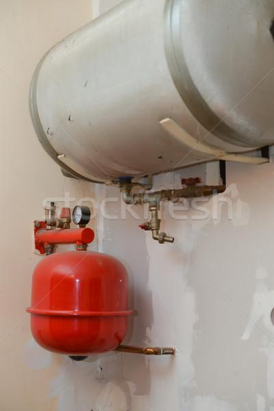 old heating installation Stock photo © Dar1930