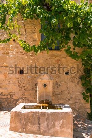 старый город дома лет синий каменные архитектура Сток-фото © Dar1930