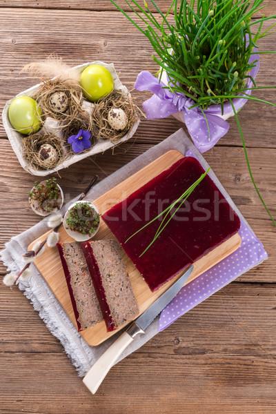 Turta mantar gıda yaprak Stok fotoğraf © Dar1930