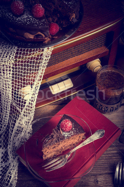 Turco caffè vintage stile party Foto d'archivio © Dar1930