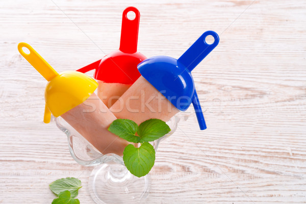 Popsicle Stock photo © Dar1930