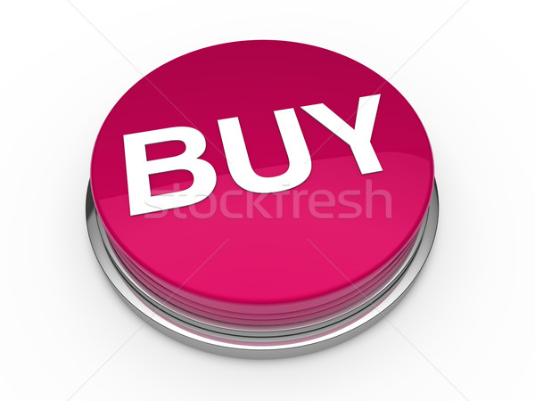 3d button buy pink  Stock photo © dariusl