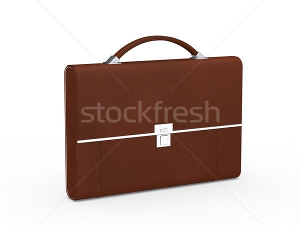 business bag briefcase brown Stock photo © dariusl