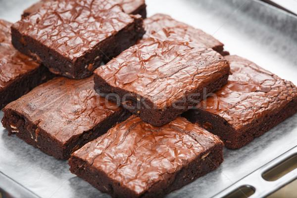 brownie Stock photo © darkkong