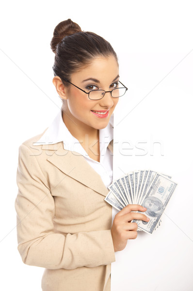Business Billboard Stock photo © dash
