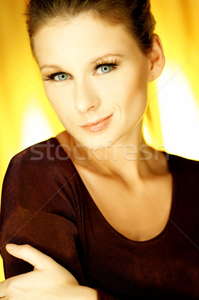 Woman Portrait G Stock photo © dash