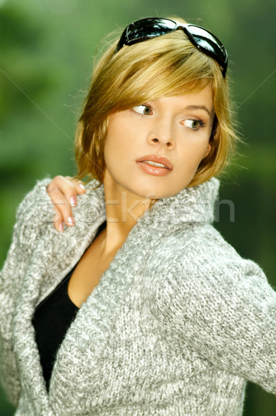 Stock photo: Autumn Fashion