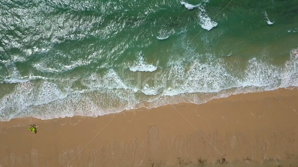 Background of wave and sand Stock photo © dash