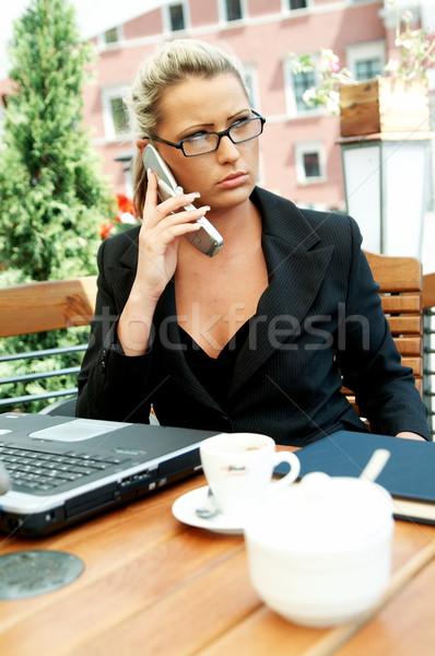 Business outdoor Stock photo © dash