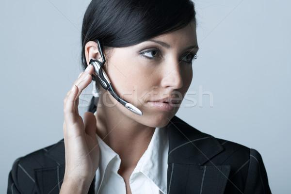 Business Woman Ag Stock photo © dash