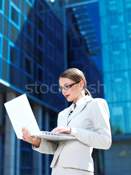 Working Outdoor Stock photo © dash