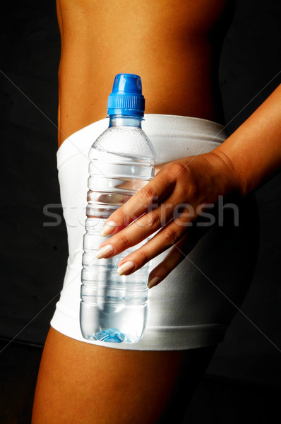Fitness Woman Stock photo © dash