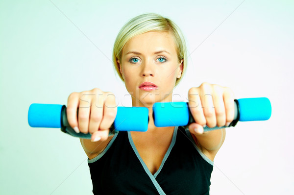 Fitness Stock photo © dash