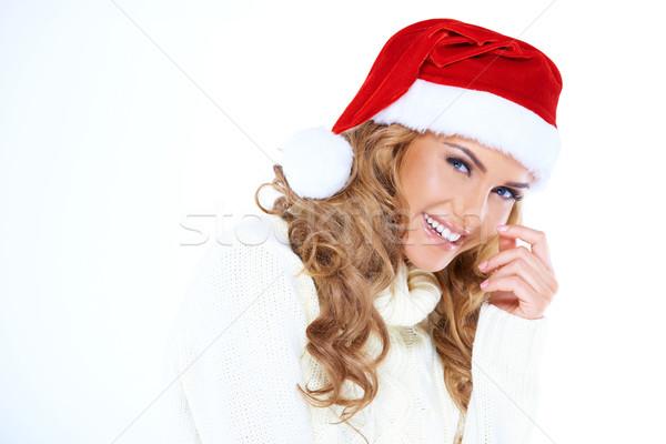 красный Hat Сток-фото © dash