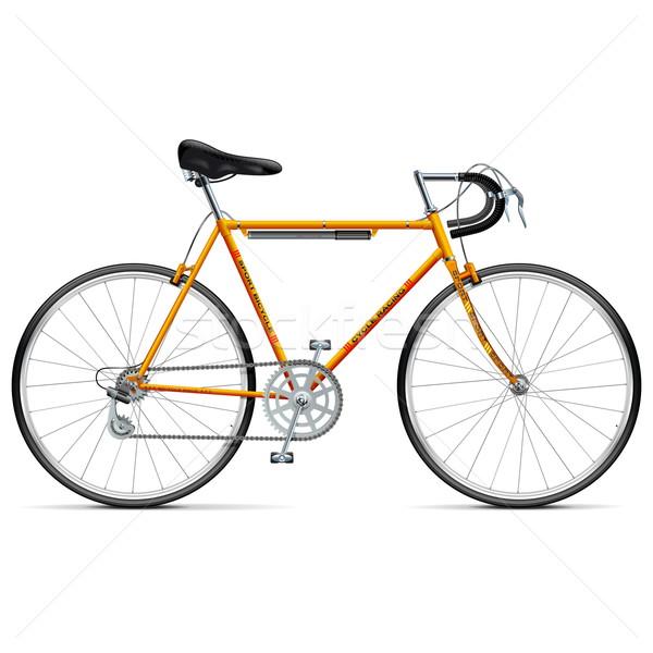 Vector Sport Bicycle Stock photo © dashadima