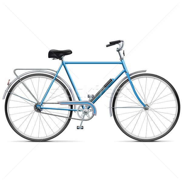 Stock photo: Vector Bicycle