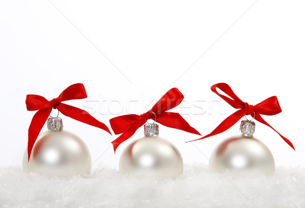 Christmas composition  Stock photo © dashapetrenko