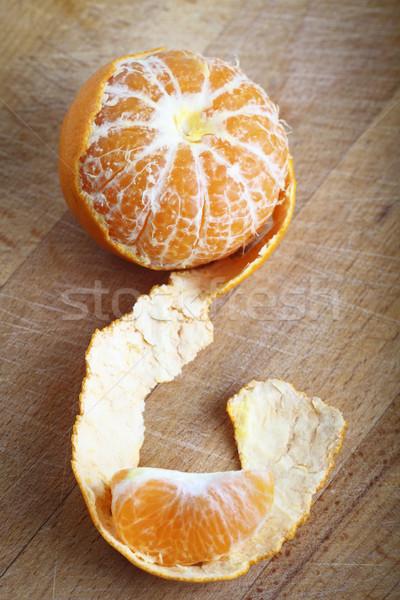 Mandarine Stock photo © dashapetrenko
