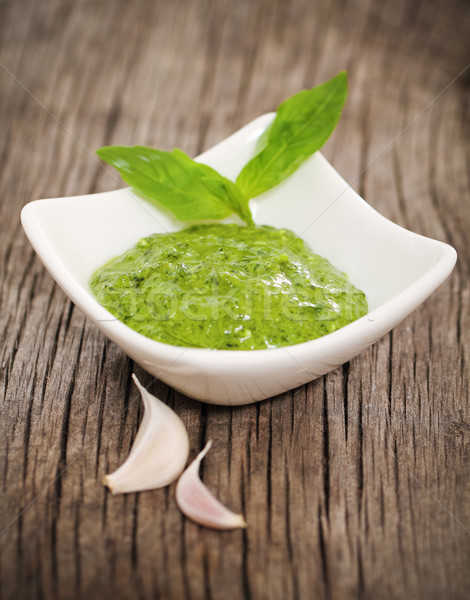 Italian pesto  Stock photo © dashapetrenko