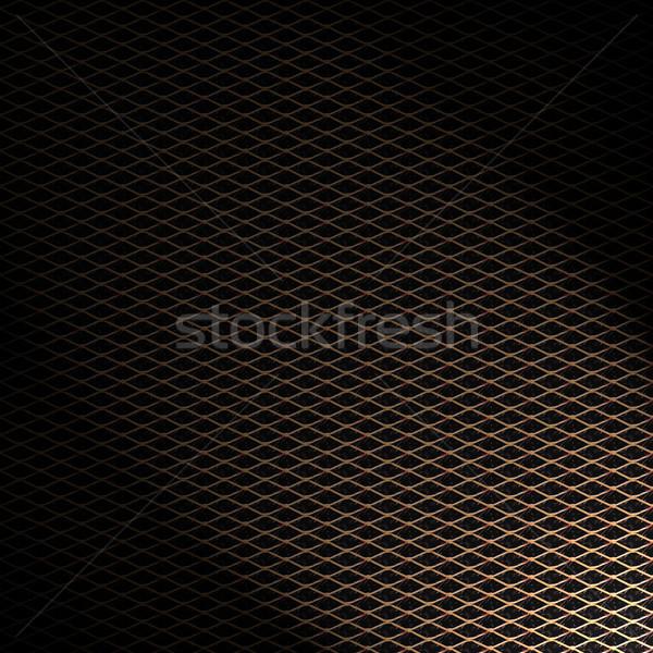 Chain fence background Stock photo © dashapetrenko