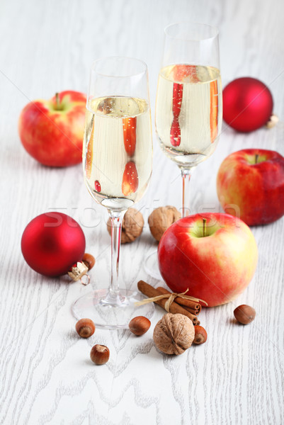 Apple Cider Stock photo © dashapetrenko