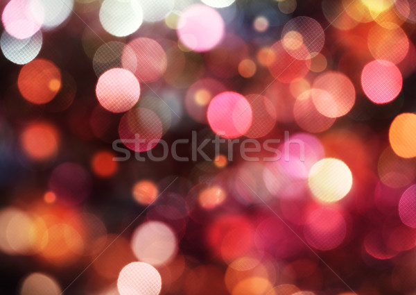 Abstract Christmas background Stock photo © dashapetrenko