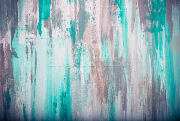 Element of grey and green wall. Stock photo © dashapetrenko