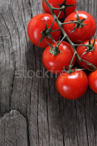 Red tomatoes Stock photo © dashapetrenko