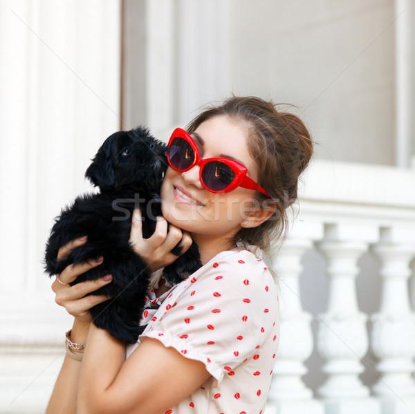 bfa2d7b93d0 Lap dog Stock Photos, Stock Images and Vectors | Stockfresh