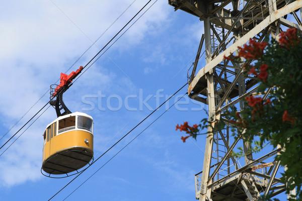 Cable car Stock photo © dashapetrenko