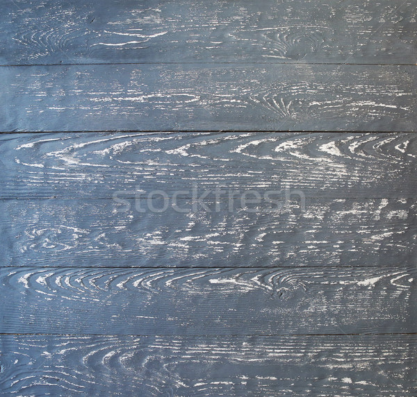 Decorative wooden background with horizontal planks  Stock photo © dashapetrenko