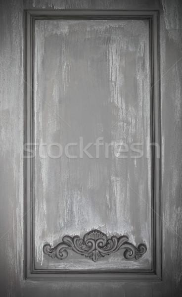Element of grey wall Stock photo © dashapetrenko