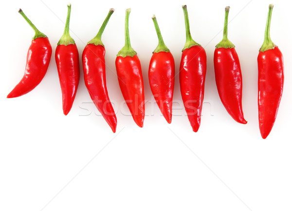 Red hot pepper Stock photo © dashapetrenko