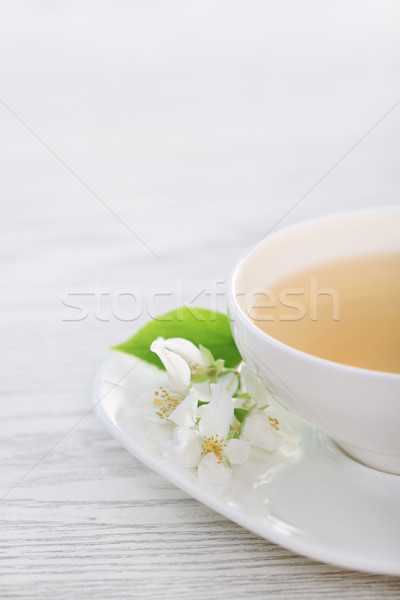 Jasmin tea Stock photo © dashapetrenko
