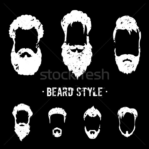 Beards Stock photo © Dashikka
