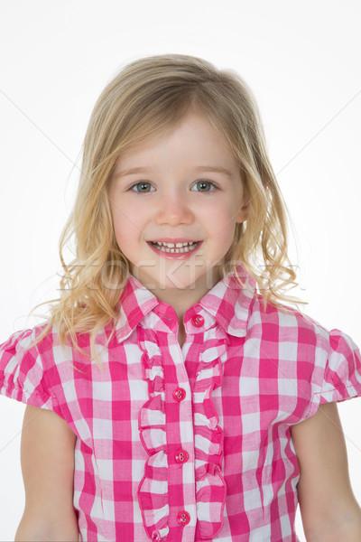 Сток-фото: девушки · улыбаясь · женщины · ребенка · коммерческих