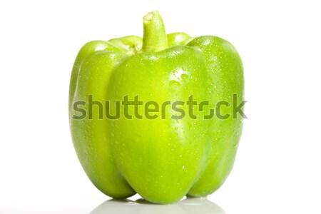 Tanımlama gıda meyve arka plan renk Stok fotoğraf © david010167