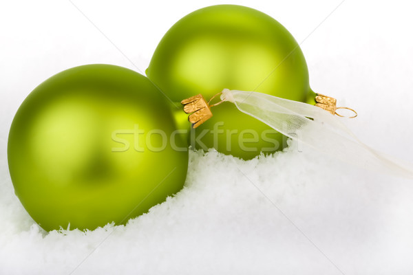 Stock photo: Go green this Christmas