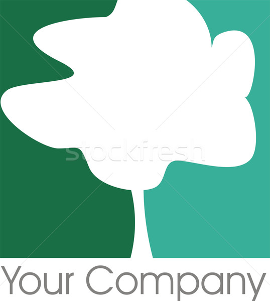 tree your company Stock photo © davisales